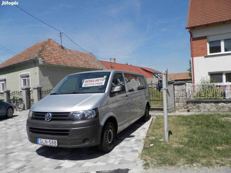 Autóbérlés Győr , már 9 személyes is !