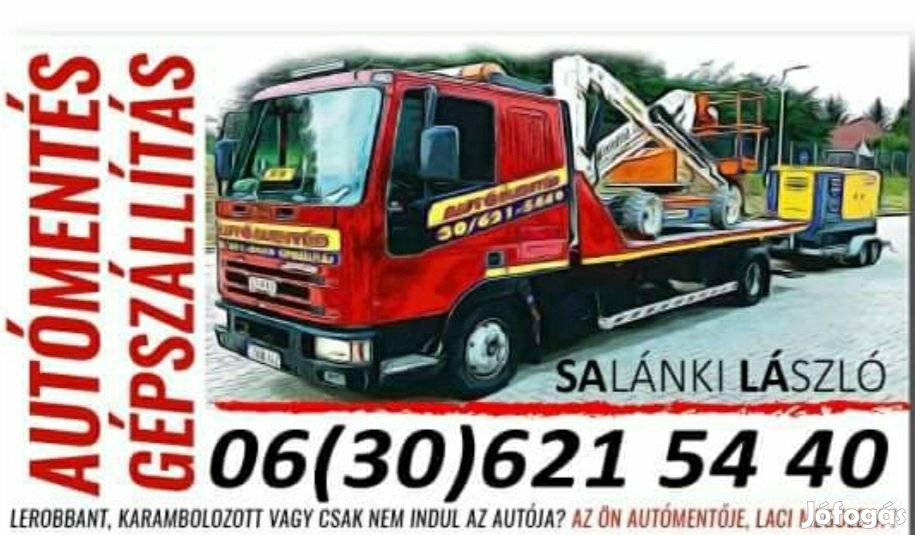 Autómentés , Gépszállítás 0630/621-5440