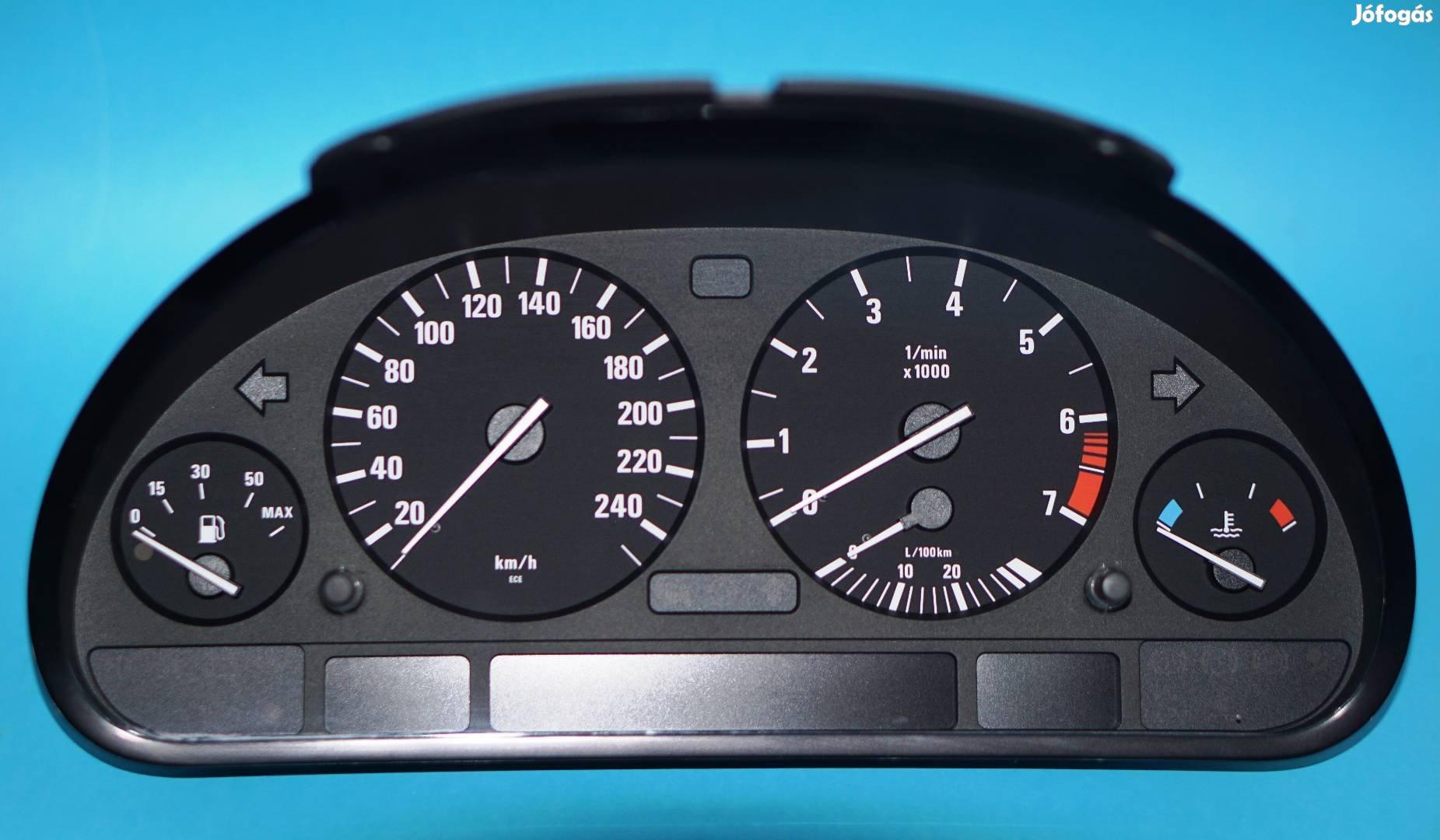 BMW E38 E39 X5 kilométer óra   műszercsoport garanciával eladó - III ... 2ad4a7268a
