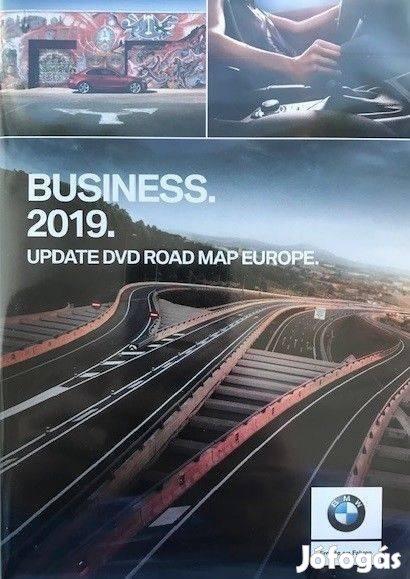 BMW Navigáció Road Map Europe Business 2020 DVD