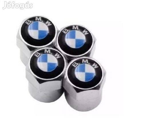 BMW króm biztonsági kulcstartós szelepsapka