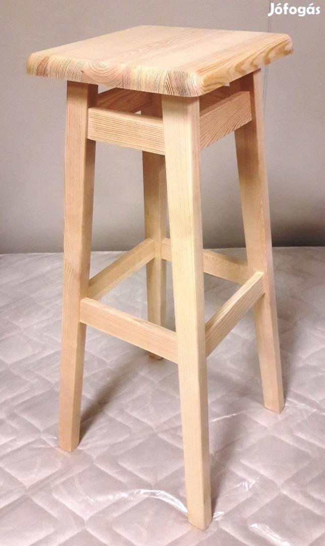 Bárszék, szék, faszék, magasított szék, olcsó szék