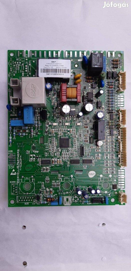 Baxi Duotec kazán gázkazán vezérlőpanel javítás garanciával