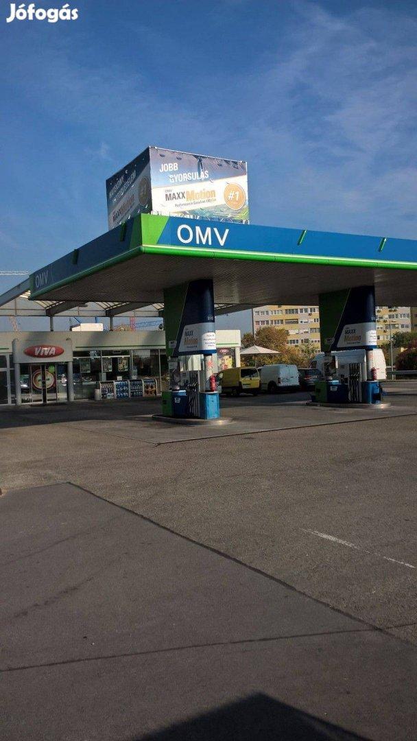 Benzinkútkezelő munkatársat keresünk Budapest XI.kerület