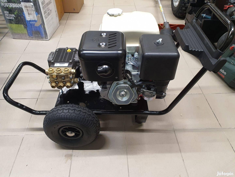 Benzinmotoros magasnyomású mosó csatornatisztító