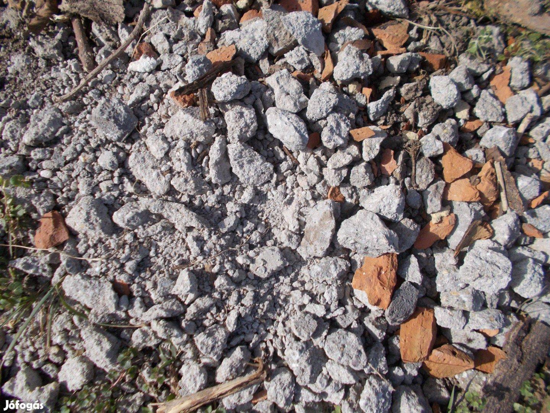 Betondaráló betonzúzó pofás kőtörő mtz belarus t25 eladó! cserép, tégl
