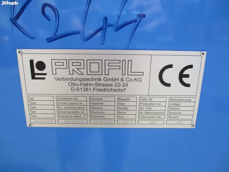 Beültető Gép adagoló Profil ( 1015 )