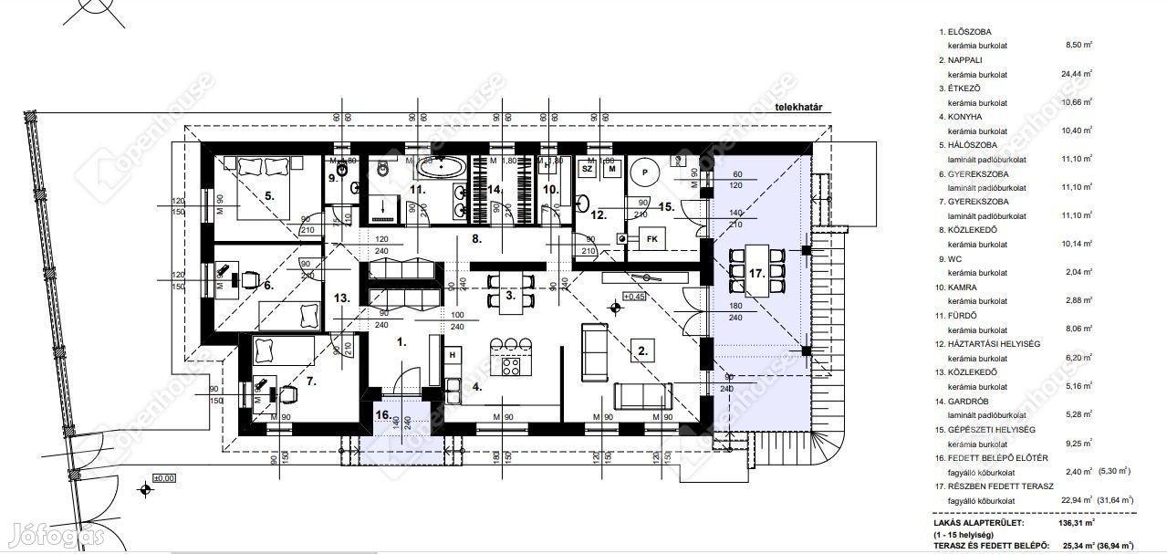 Bezi, eladó családi ház