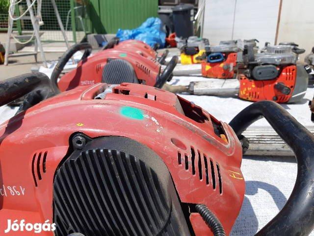Bontókalapács vésőgép Wacker Atlas Copco kalapács benzin elektromos