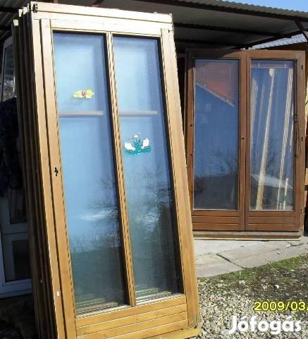 Bontott Német hőszigetelt ablak ajtó