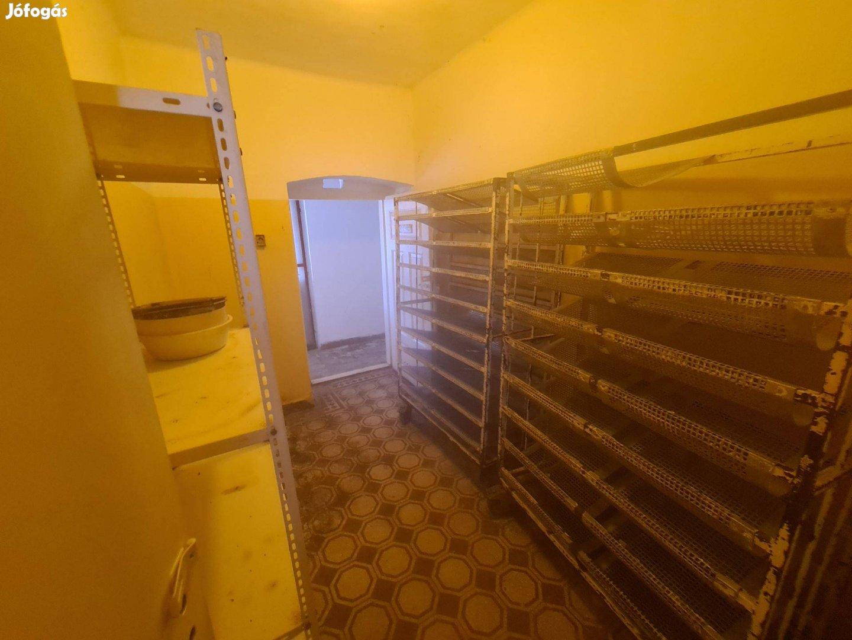 Borsodivánkai pékség , telephely, és üzlet eladó