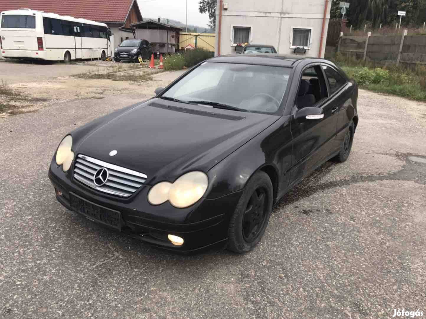 C 220cdi Coupe 2001