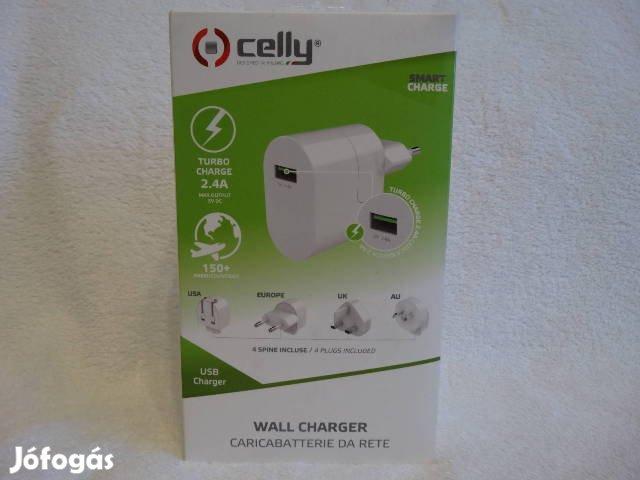 Chelly Wall Charger univerzális usb töltő új újonnan eladó