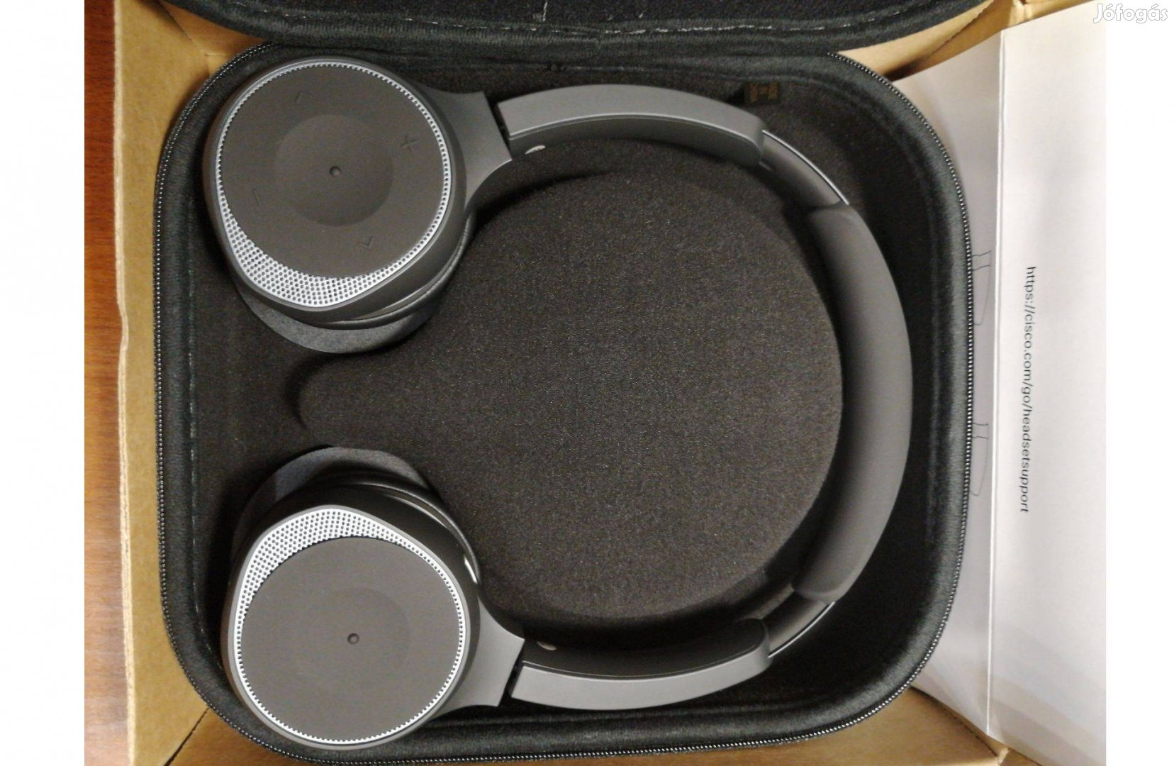 Cisco 730 Bluetooth fejhallgató