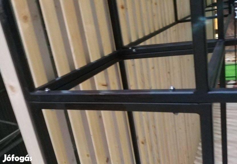Cubus 2.0 Minimal Art acél térhasábok polcrendszer