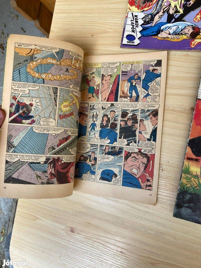 DC, Marvel képregények