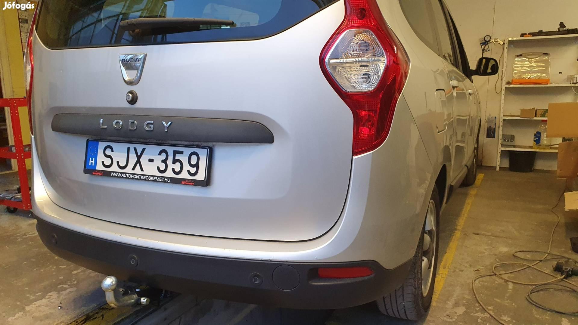Dacia Lodgy vonóhorog