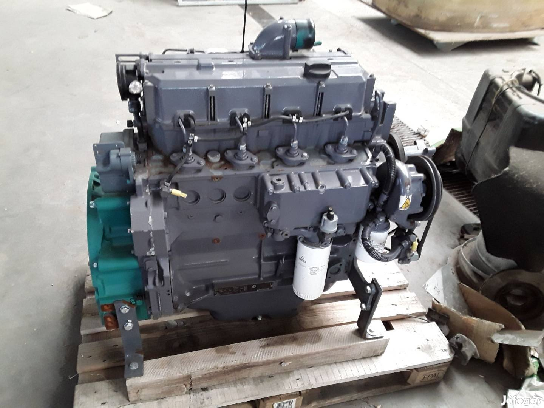 Deutz BF4M vízhűtesű motor