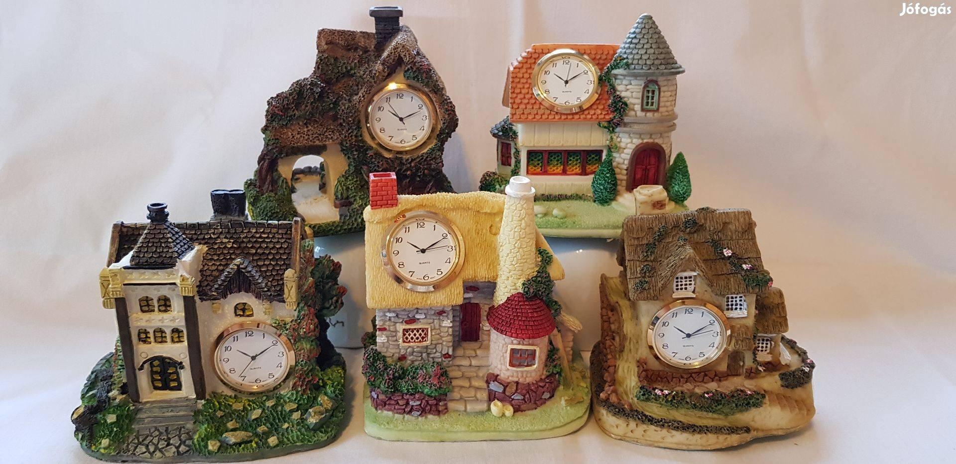 Díszórák, dísztárgyak, ajándék tárgyak, kézzel festett ajándékok, 4. Kép