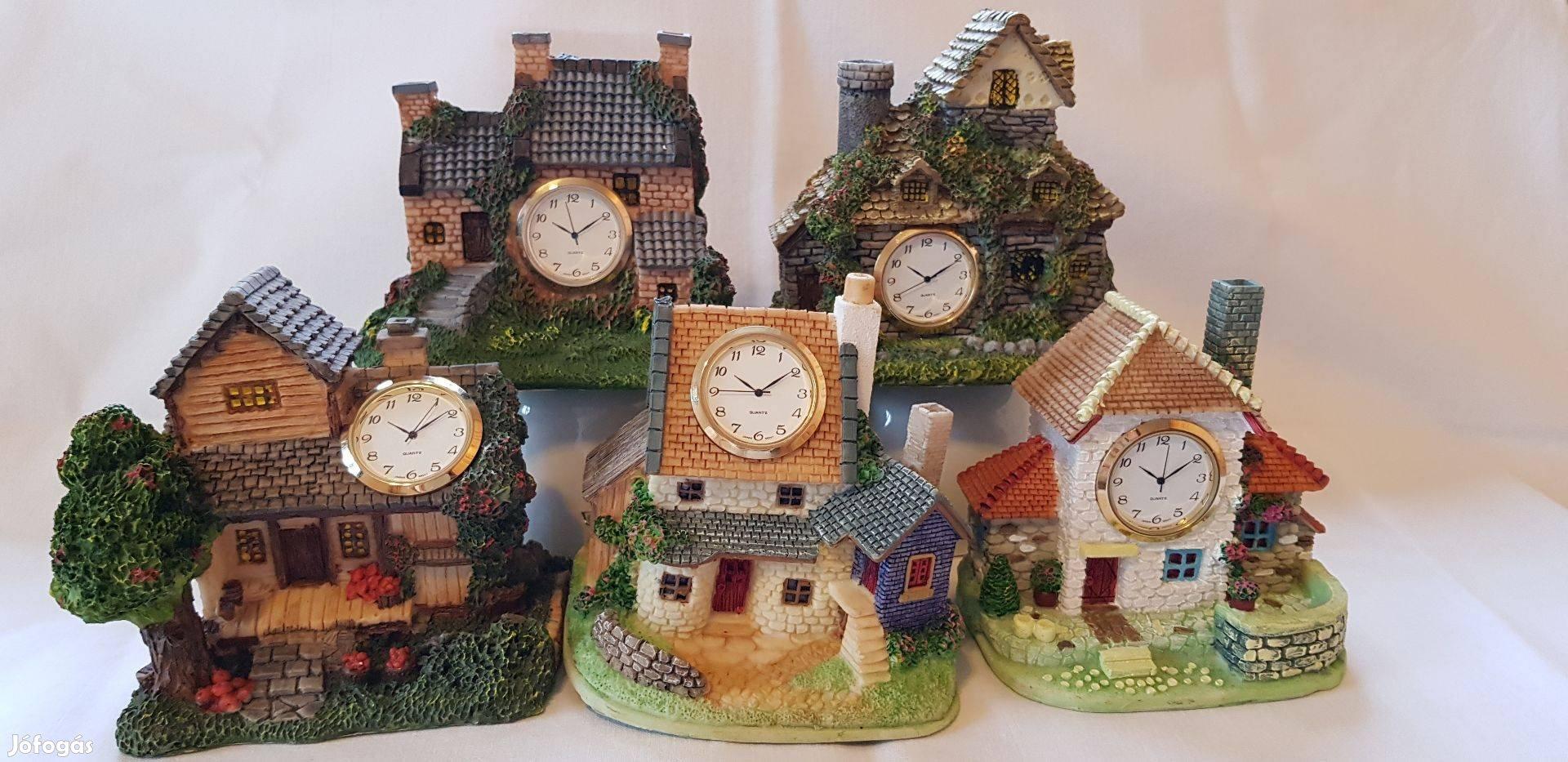 Díszórák, dísztárgyak, ajándék tárgyak, kézzel festett ajándékok, 3. Kép