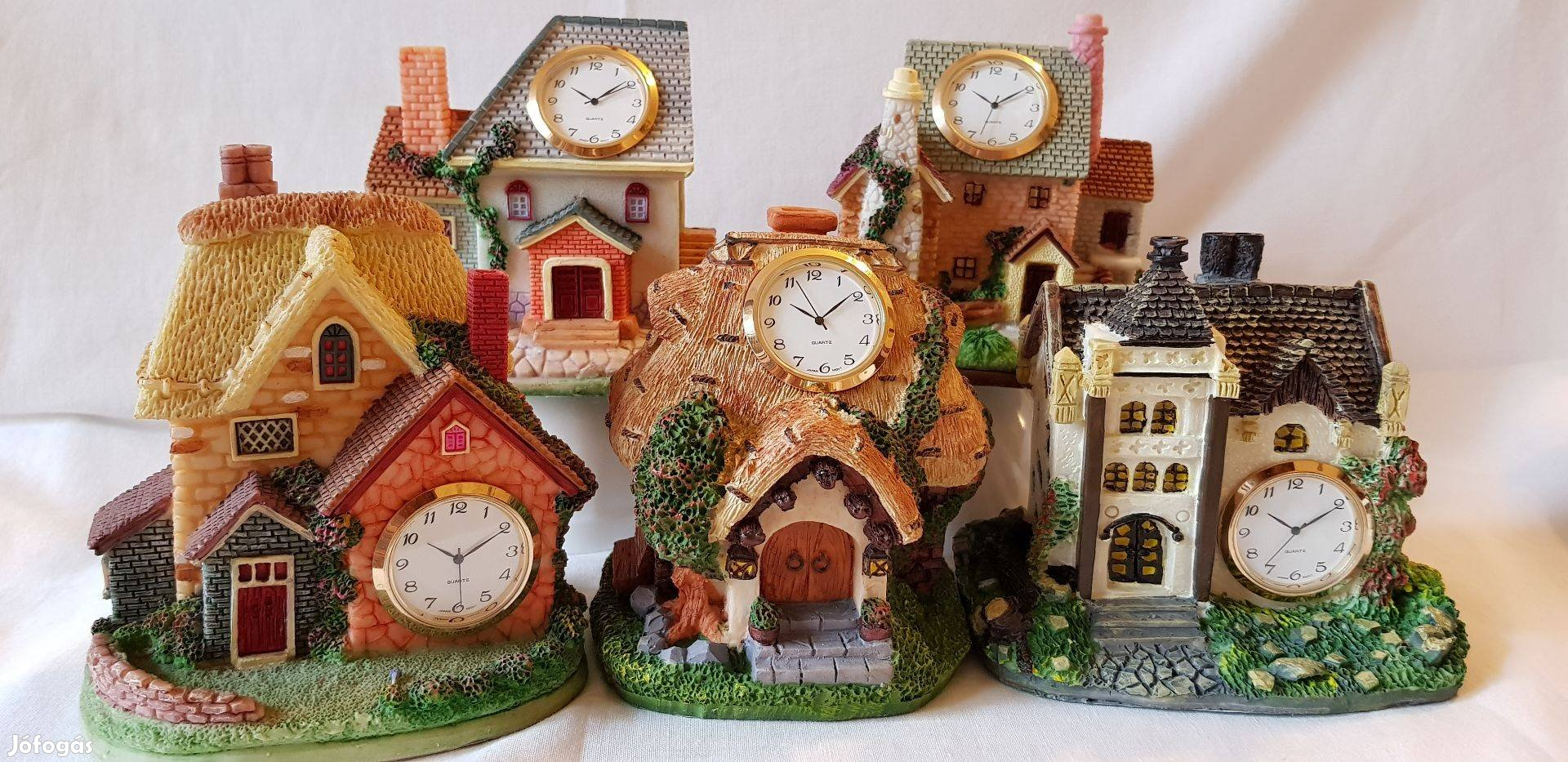 Díszórák, dísztárgyak, ajándék tárgyak, kézzel festett ajándékok, 1. Kép