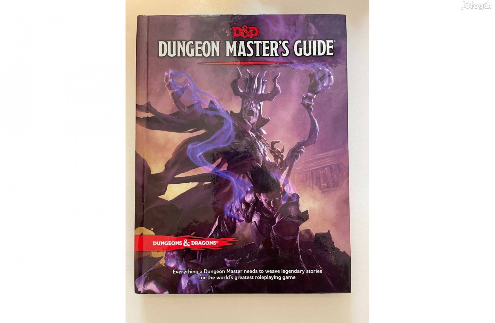 Dungeons & Dragons Dungeon Master's Guide, 5th Edition