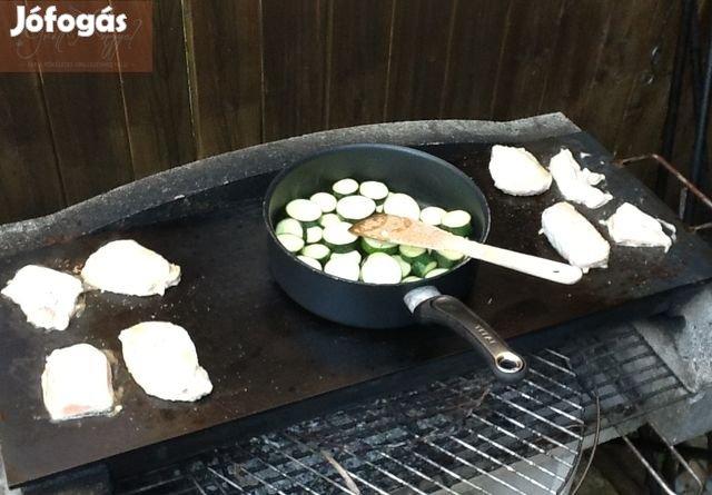 Egyedi vaslap, sütőlap, rostlap, grillrács, grill rostély,flekken, bbq