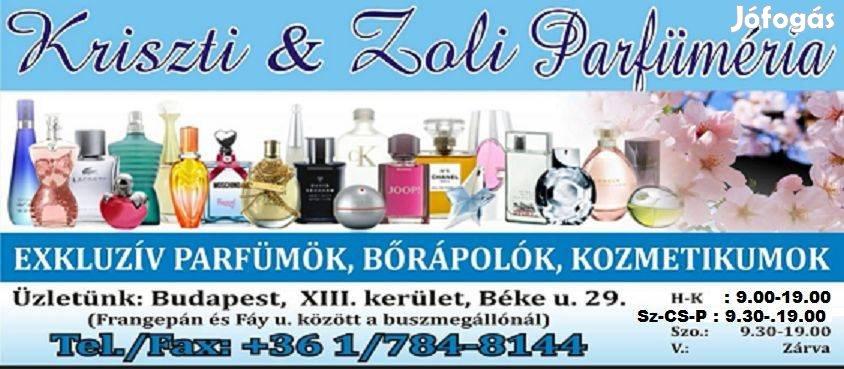 Eladó-Árúfeltöltő Parfumeriába
