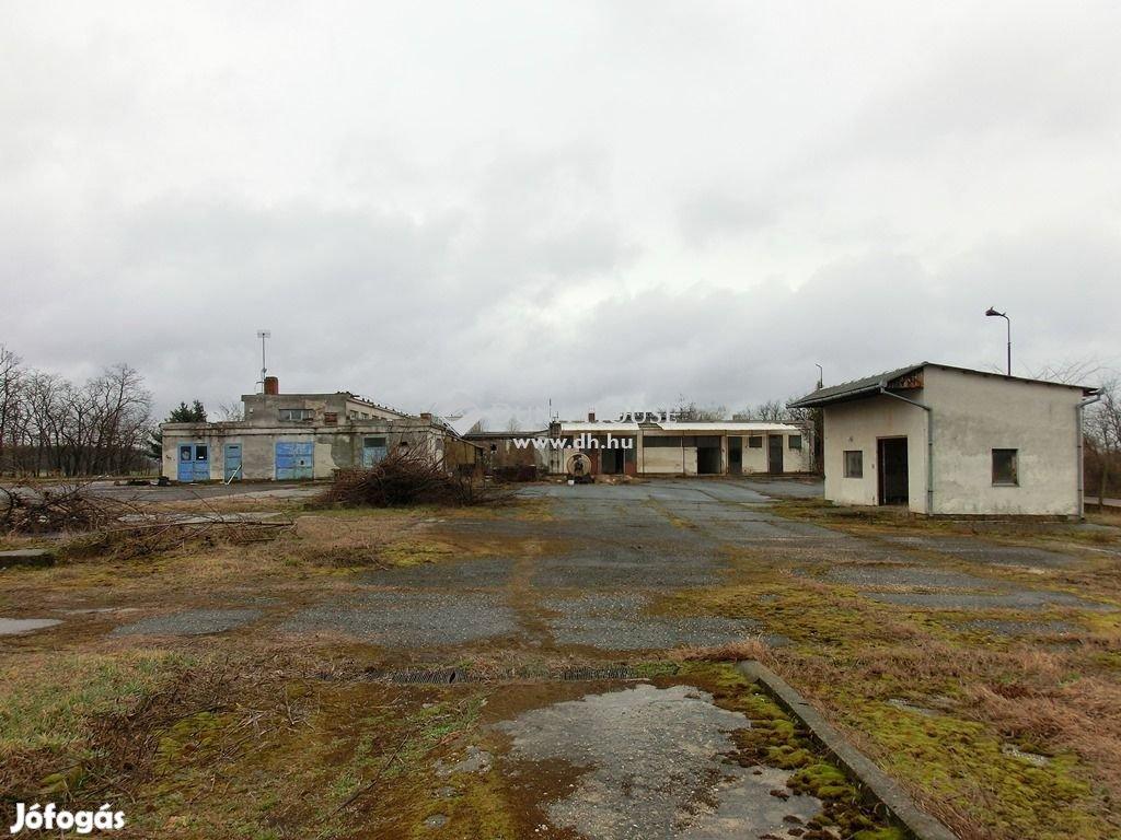 Eladó IPARTERÜLET - KECSKEMÉT ÉSZAK, üzem, gyár, raktár