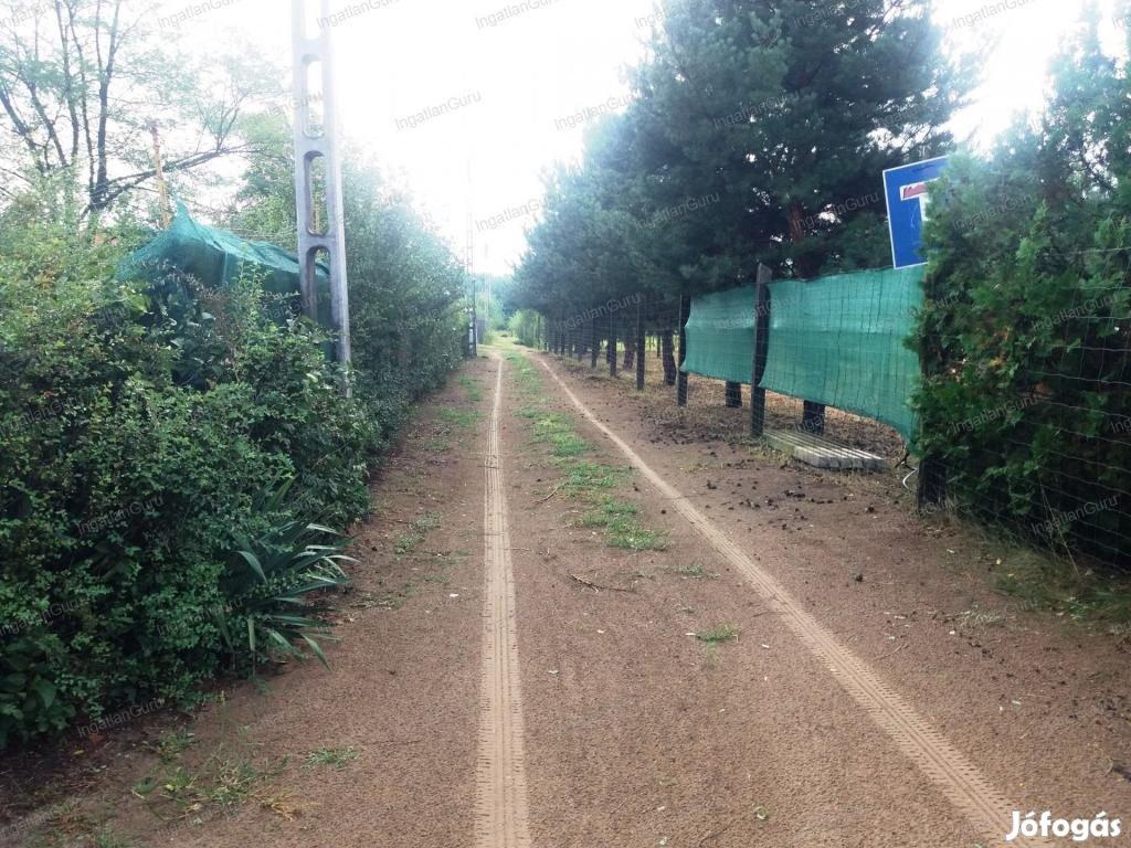 Eladó telek Kecskemét, Kisfái
