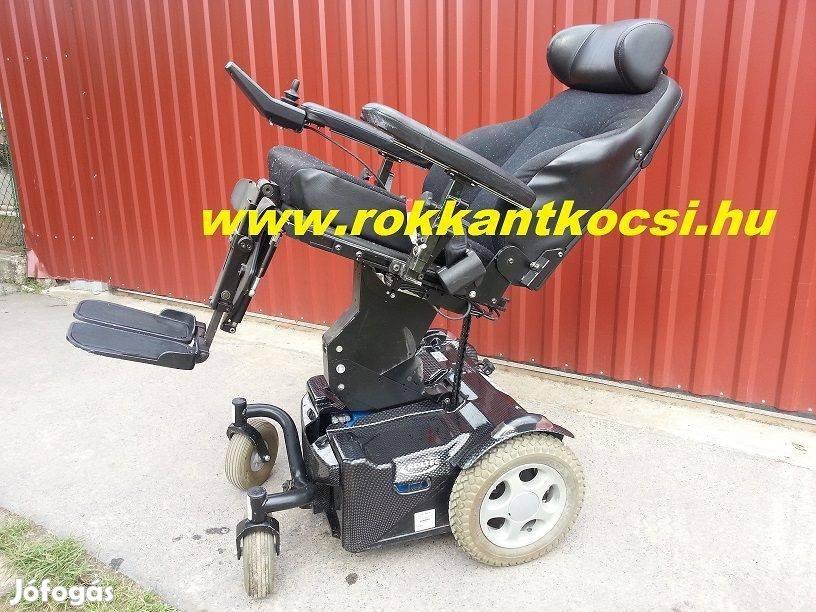 Elektromos Moped Rokkantkocsi Adás vétel Szerviz Aksik Gumik Garancia, 7. Kép