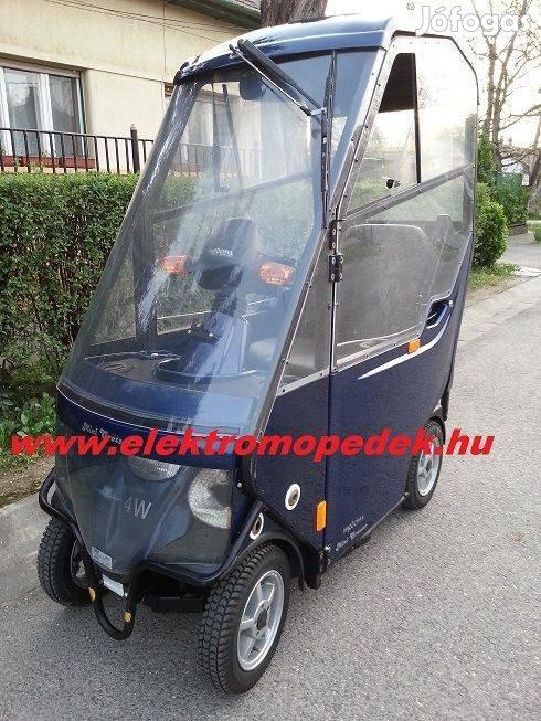 Elektromos Moped Rokkantkocsi Adás vétel Szerviz Aksik Gumik Garancia, 6. Kép