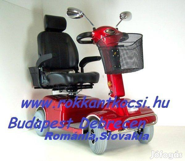 Elektromos Moped Rokkantkocsi Adás vétel Szerviz Aksik Gumik Garancia, 2. Kép