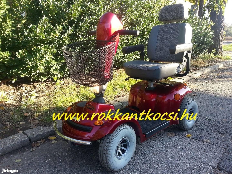 Elektromos Moped Rokkantkocsi Adás vétel Szerviz Aksik Gumik Garancia, 9. Kép