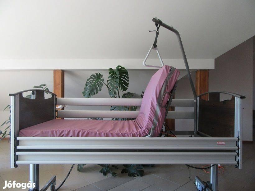 Elektromos betegágy beteg kórházi ápolási ágy 4-5 funkció Garancia!
