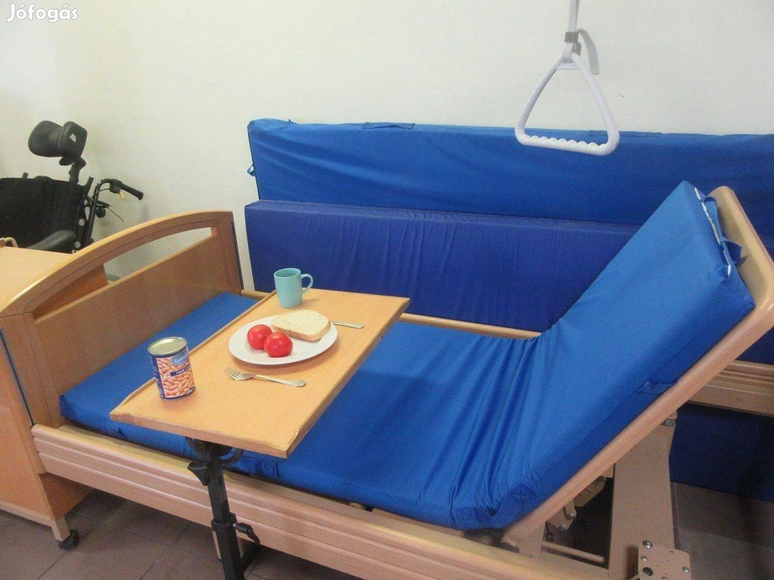 Elektromos betegágy beteg kórházi otthon ápolási ágy gyógyágy Garancia