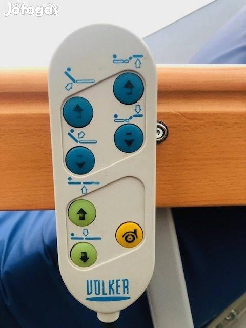 Elektromos motoros betegágy kórházi beteg ápolási ágy Garancia