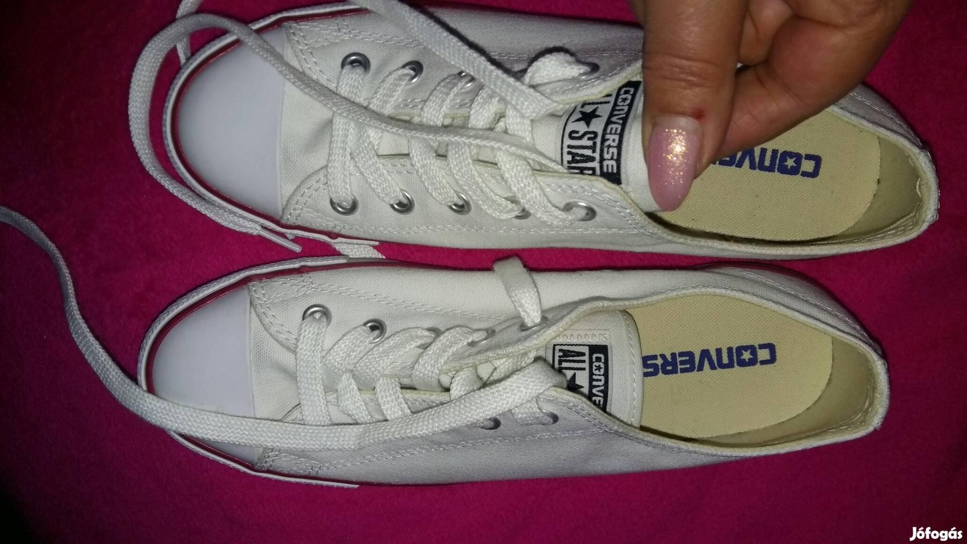 Eredeti converse cipő eladó 38as bth 24cm. - Debrecen 41c82591bb