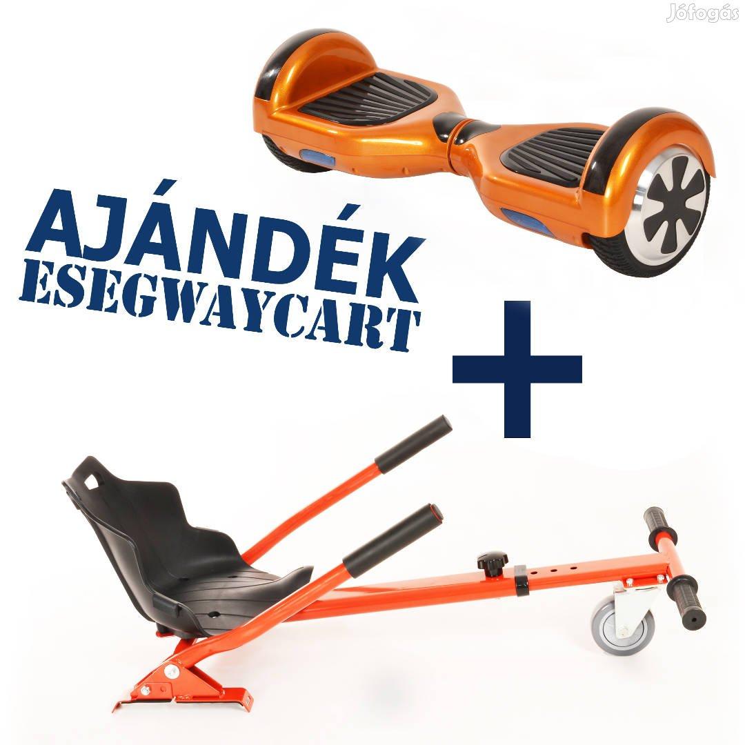 Esegway + Cart Hovercart Gokart Gocart