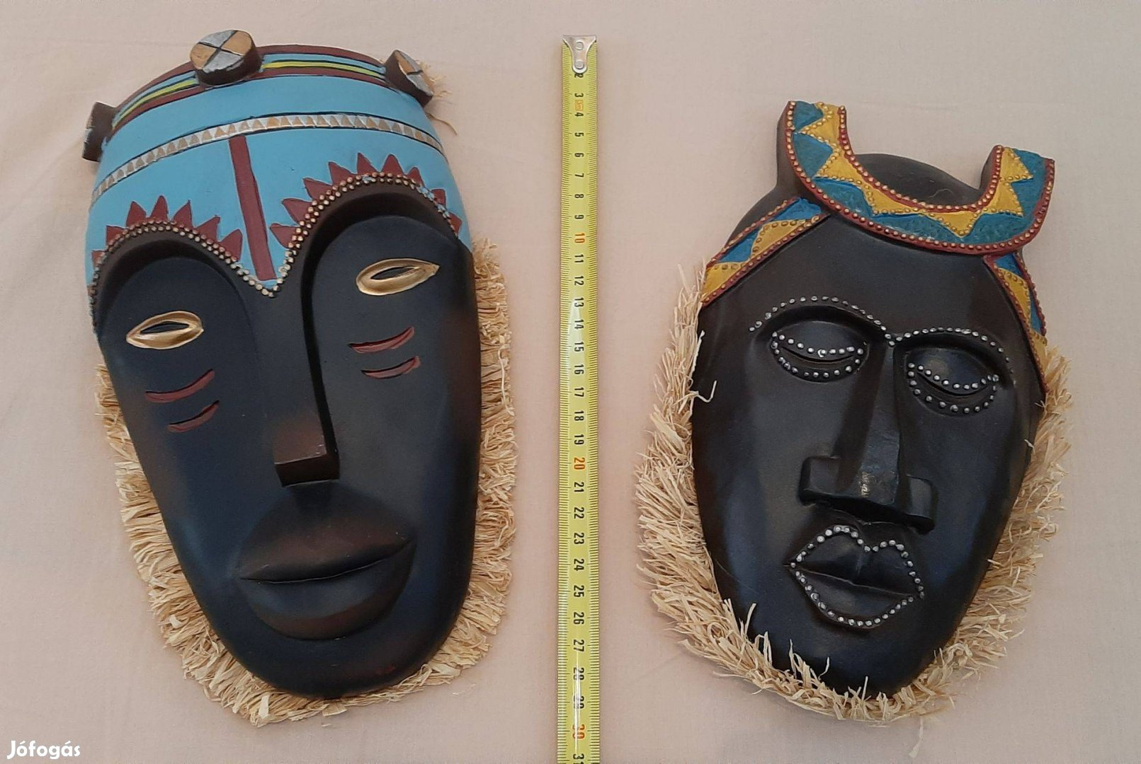 Etnico maszk-ok