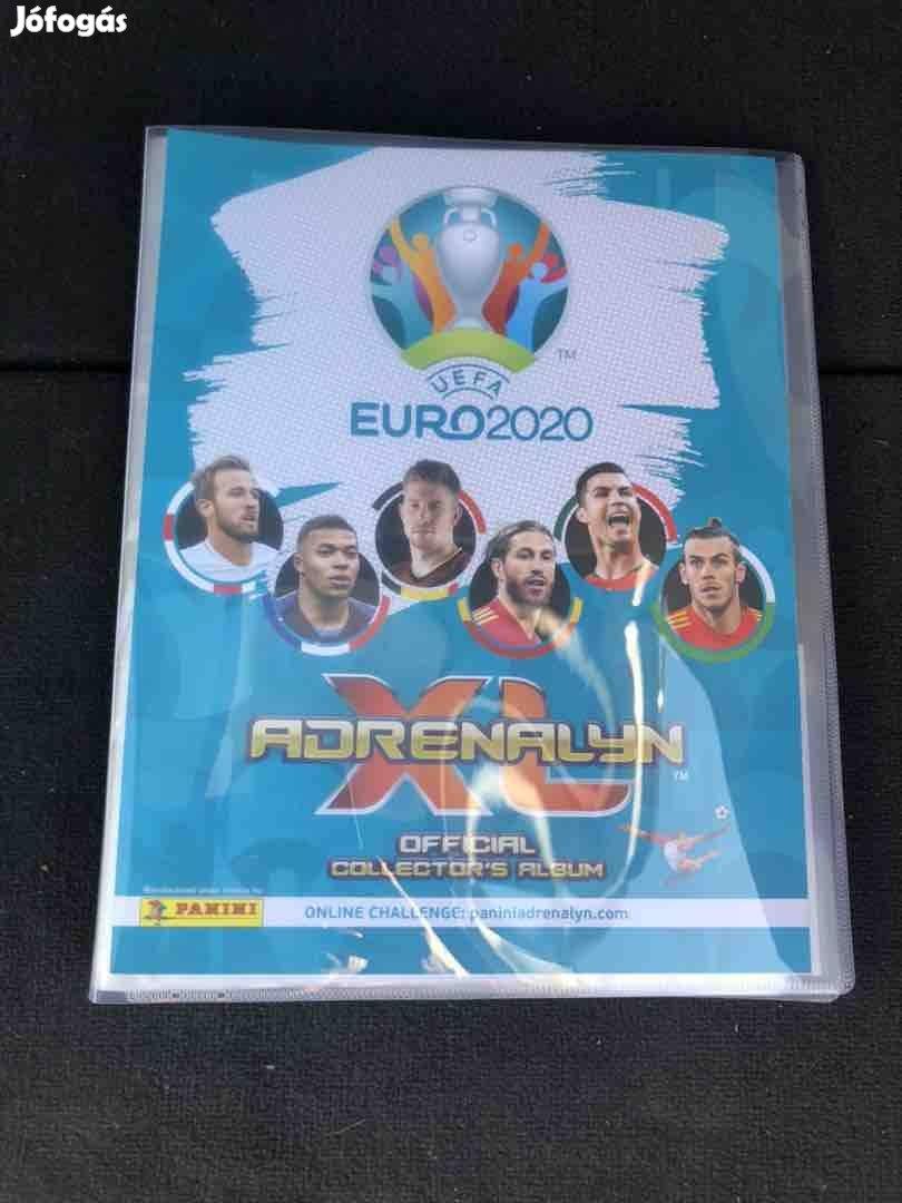 Euró 2020 fociskártya