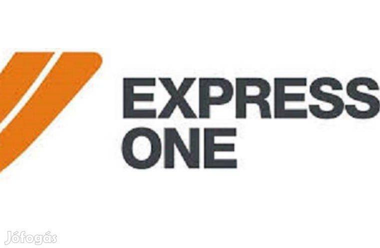Expressone futár Kiindulás Budafok depóból azonnali kezdéssel