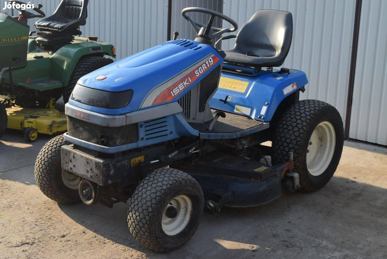 FŰnyÍrÓ Traktor FŰnyÍrÓtrakor AdÁs-VÉtel ! Honda 2315 V2-Es Motorral, 8. Kép