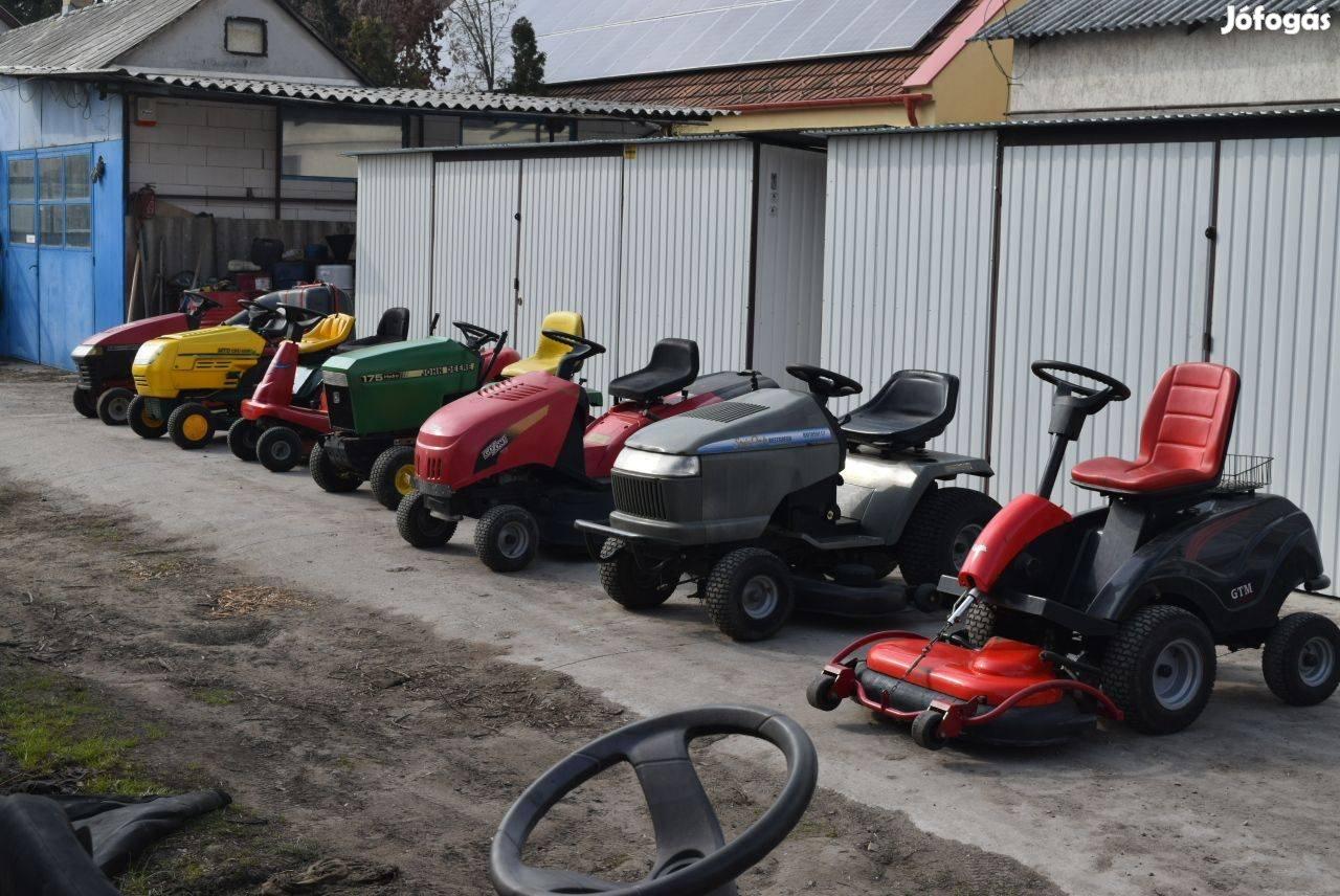 FŰnyÍrÓ Traktor FŰnyÍrÓtrakor AdÁs-VÉtel ! Honda 2315 V2-Es Motorral, 10. Kép