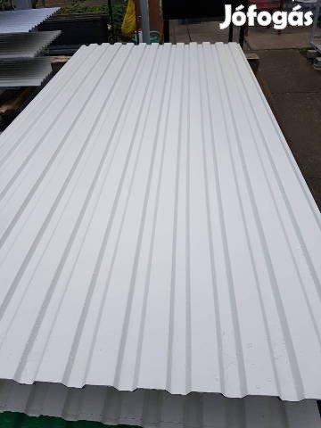 Fehér T14 Trapézlemez, 2. Kép