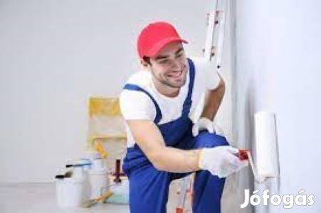Festő munkakör azonnal betölthető