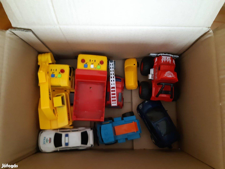 Fiú játékcsomag, autó