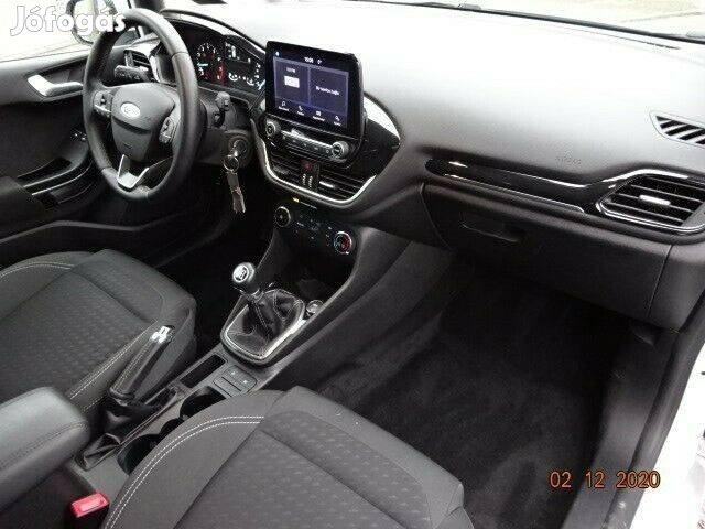 Ford Fiesta Mk8 futómű