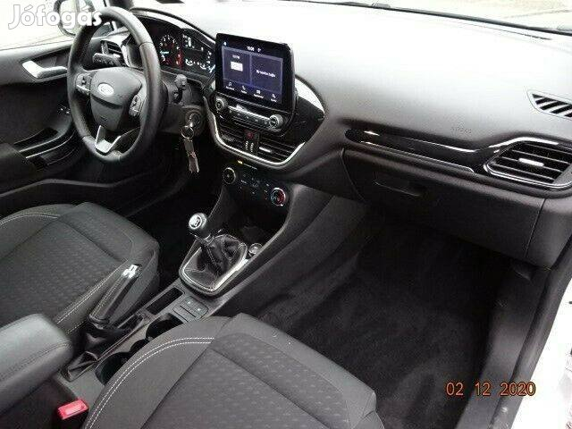 Ford Fiesta Mk8 kormány