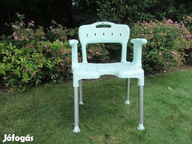 Fürdetőszék fürdető kerti tusoló szék tusolószék állítható magasság